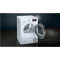 Siemens iQ500 WT47URH1ES secadora Independiente Carga frontal Blanco 8 kg A+++