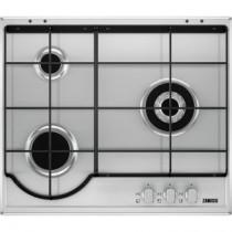 Zanussi ZGG65334XA hobs Acero inoxidable Integrado Encimera de gas 3 zona(s)