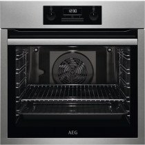 AEG BES331111M horno 72 L A Acero inoxidable