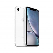 "Apple iPhone XR 15,5 cm (6.1"") 64 GB SIM doble 4G Blanco"