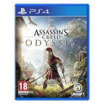 JUEGOS  SONY PS4 ASSASSIN's CREED ODYSSE