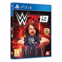 JUEGOS CONSOLA SONY PS4 WWE 2K19 + PAC