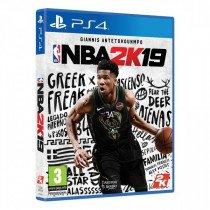 JUEGOS CONSOLA SONY PS4 NBA 2K19