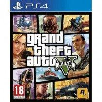 JUEGOS SONY PS4 GRAND THEFT  AUTO V(GTA5