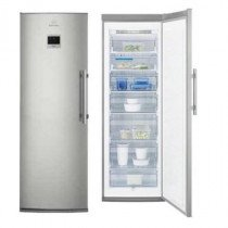 Electrolux EUF2744AOX congelador Freestanding (placement) Vertical Acero inoxidable 228 L A+