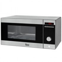 Teka MWE 230 G Countertop (placement) Microondas con grill 23 L 800 W Negro, Acero inoxidable