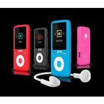 SPC Pure Sound Colour 2 Reproductor MP3/MP4 Negro 8488D