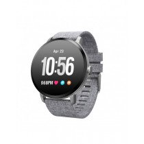 SMARTWATCH Muvit iO HEALTH CUSTOM gris c