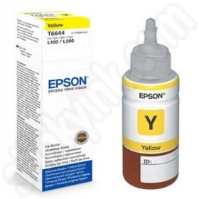 Epson 664 Ecotank Yellow ink bottle (70ml)
