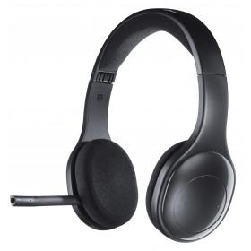 Logitech H800 Bluetooth Wireless Headset Auriculares Diadema Negro