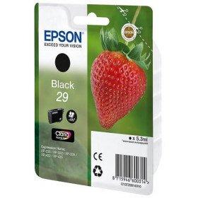 Epson Strawberry 29 K Original Black 1 pieza(s)