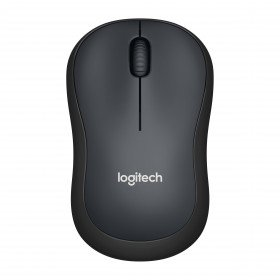 Logitech M220 ratón RF Wireless Optical 1000 DPI Ambidextro