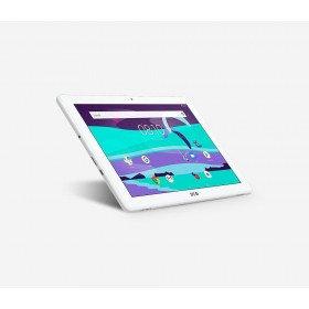 """SPC Gravity Max 25,6 cm (10.1"""") ARM 2 GB 16 GB Wi-Fi 4 (802.11n) Plata, Blanco Android 8.1"""