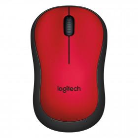Logitech M220 Silent ratón Ambidextro RF inalámbrico Óptico 1000 DPI