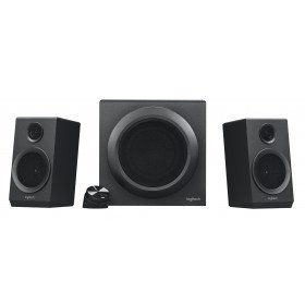 Logitech Z333 Speaker System with Subwoofer 40 W Negro 2.1 canales