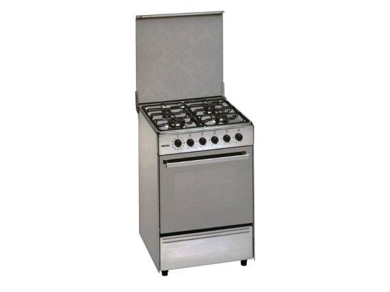 Comprar cocinas butano compara precios en for Cocina zanussi zcg61211xa